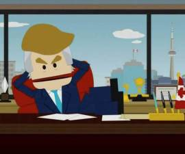 South Park - Donald Trump