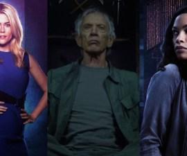 Trish, Claire y Stick para The Defenders