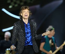 The Rolling Stones estrenan video.