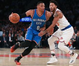 Westbrook anota triple doble