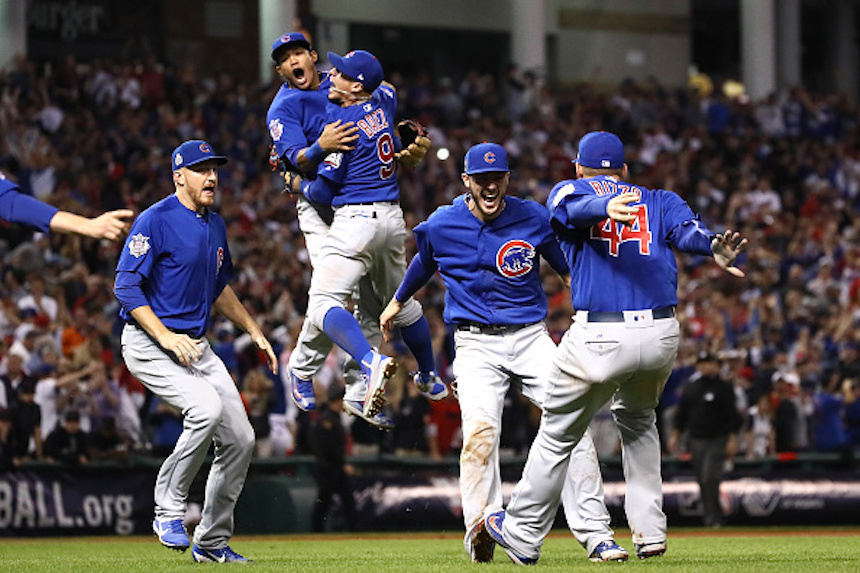 World Series - Chicago Cubs v Cleveland Indians - Game Seven