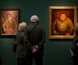 Exposición Otto Dix MUNAL