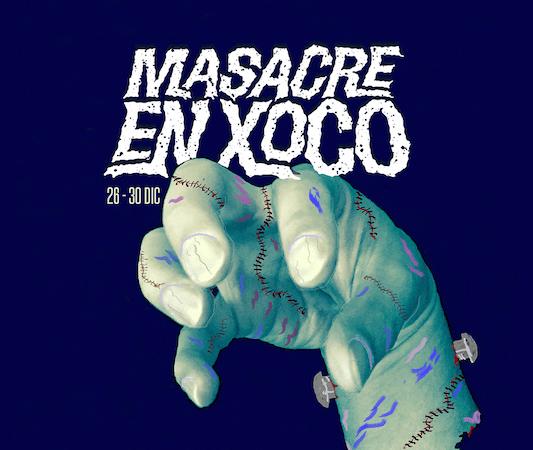 Masacre en Xoco