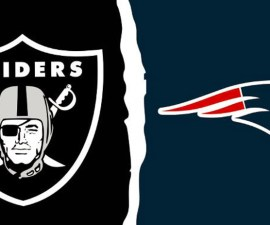 Raiders vs Patriotas Mexico 2017
