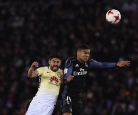 Real Madrid vs America
