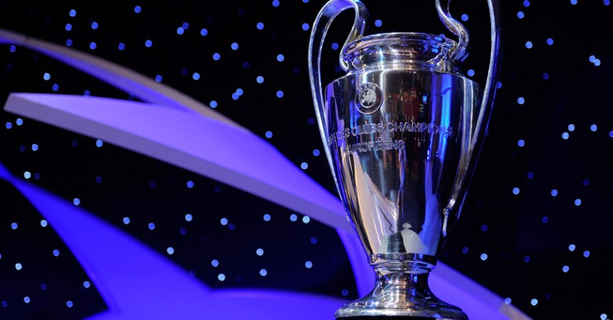 Trofeo UEFA Champions League