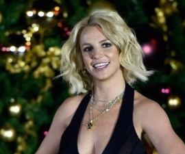 Cantante Britney Spears