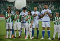 Atlético Nacional con Chapecoense