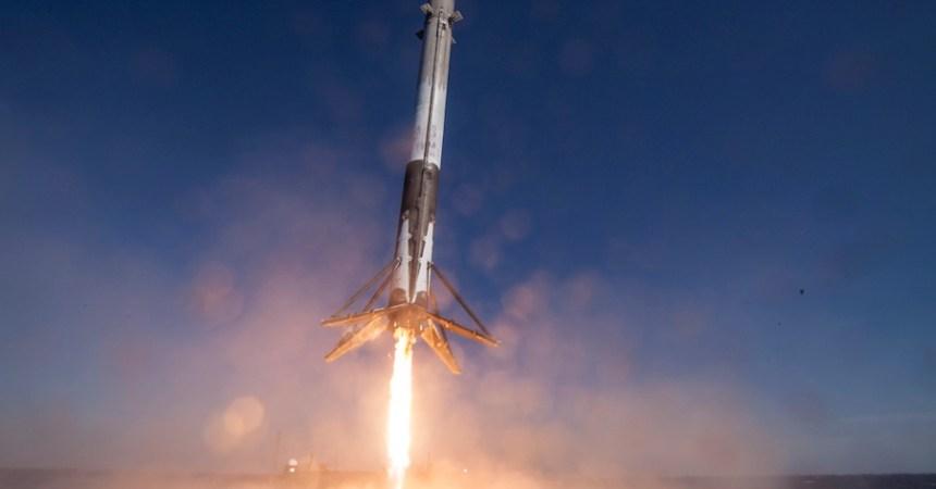 Cohete de SpaceX