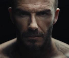 David Beckham cobra vida tatuajes