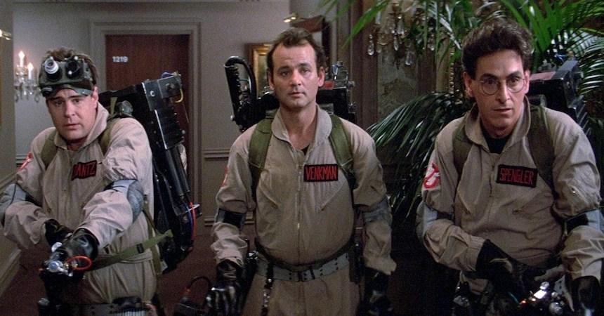 Ghostbusters - Protagonistas