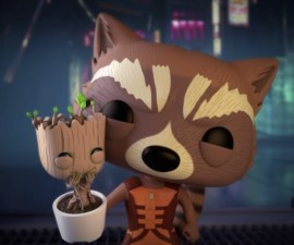 Guardians of the Galaxy Vol.2 Funko
