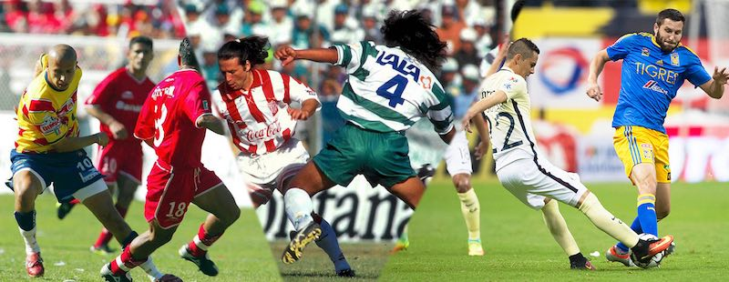 Santos Necaxa juega