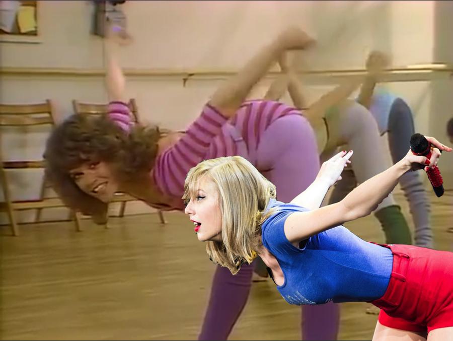 Taylor Swift - Aerobics