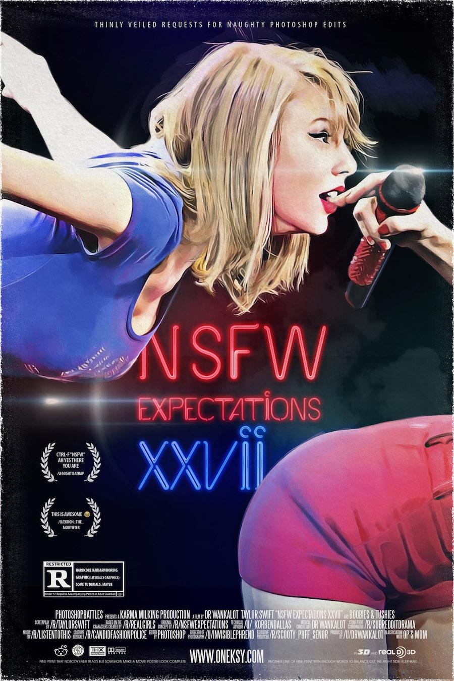 Taylor Swift - Póster