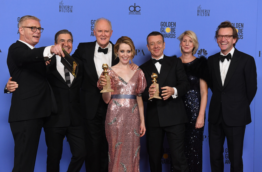 The Crown - Golden Globes
