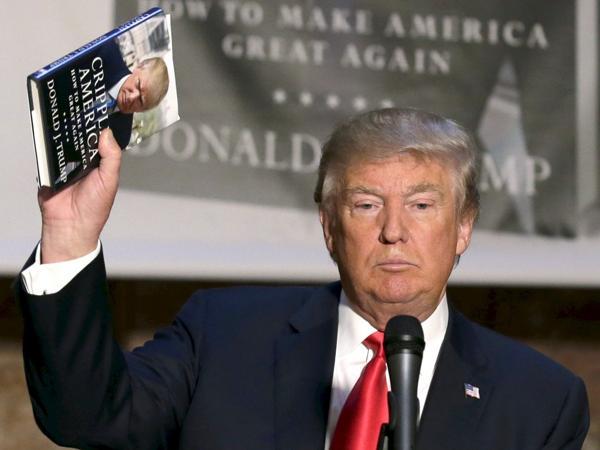 Trump libros