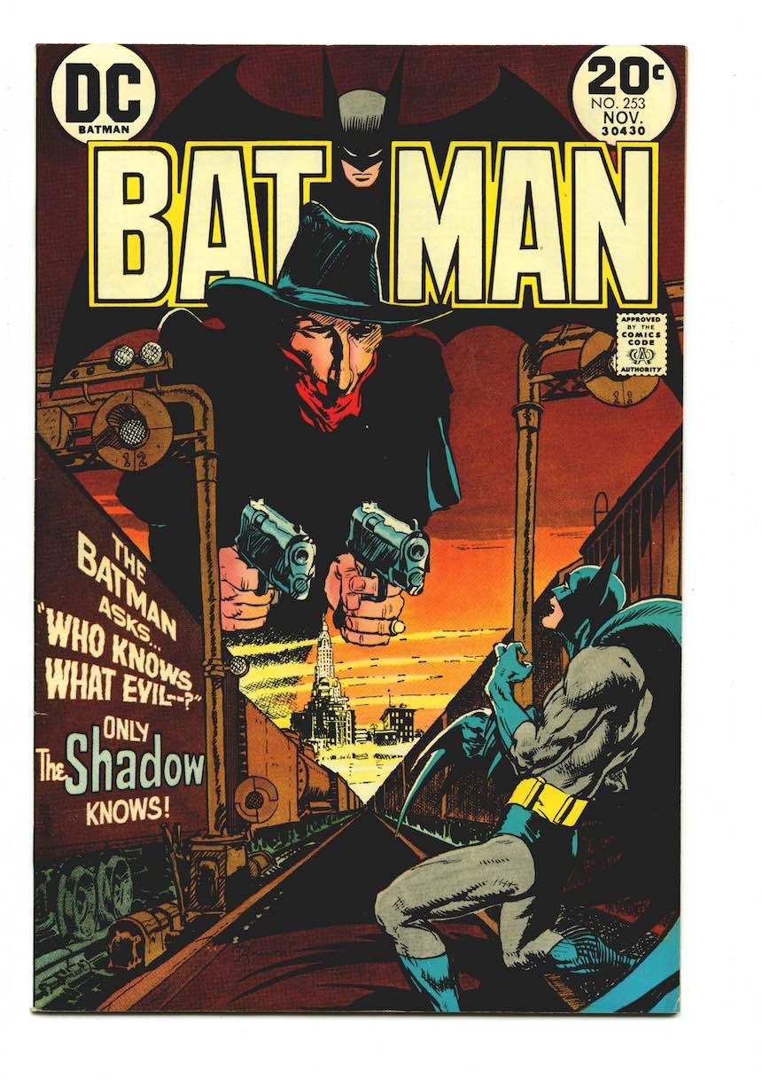 Batman y The Shadow