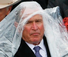 El fail de George Bush