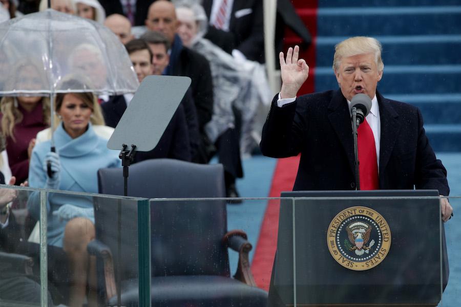 donald-trump-melania-inauguracion-presidencial
