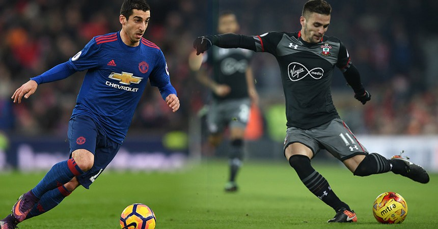 Manchester United vs Southampton EFL Cup
