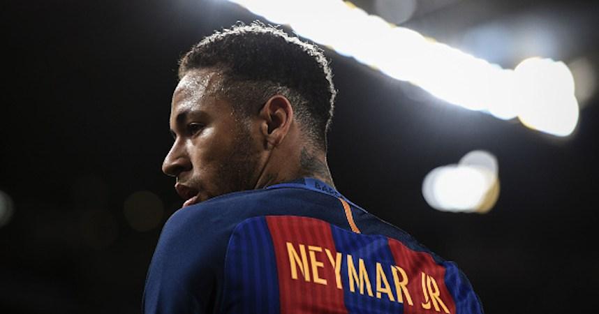 Neymar-Barca