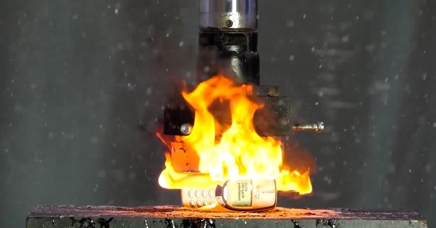 nokia fuego prensa hidraulica