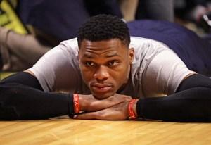 La víctima de los fans en el All Star se llama Russell Westbrook