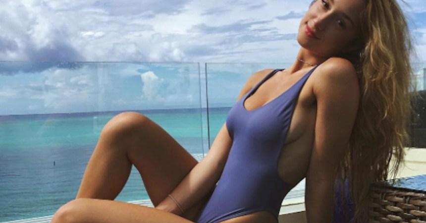 Savannah Montano - Sexy sesión de fotos