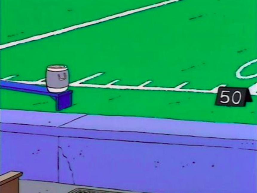 Los Simpson Estadio