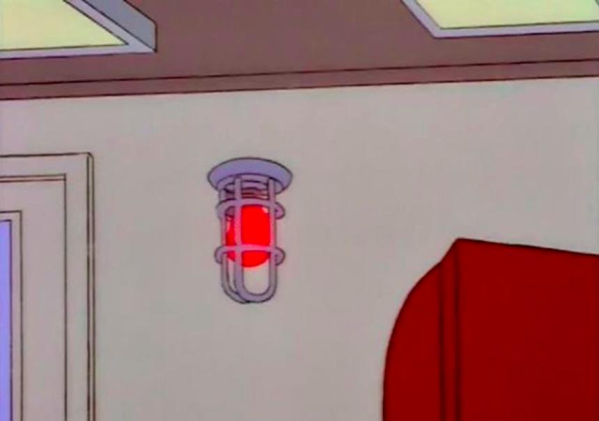 Los Simpson - Alarma