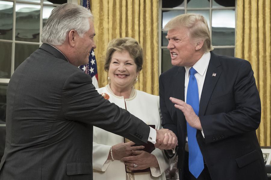 Secretarios de Estado de EUA visitarán México el 23 de febrero