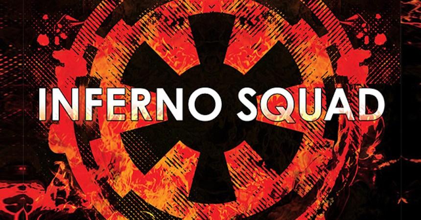 Logo de Inferno Squad