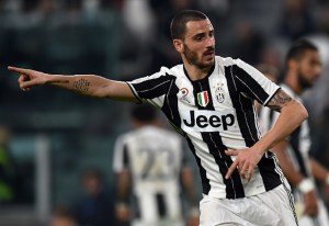 Leonardo Bonucci reforzaría la defensa del Manchester City