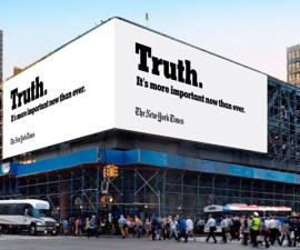 New York Times Truth