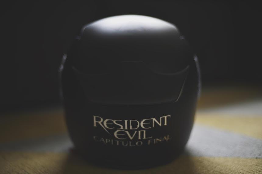 Resident Evil Casco