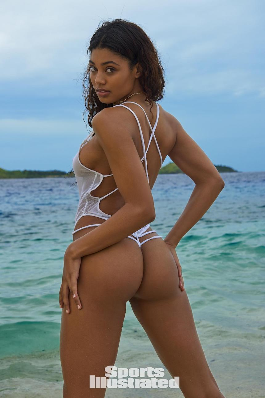 Sports Illustrated - Danielle