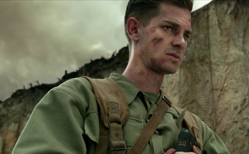Trailer - Hacksaw Ridge