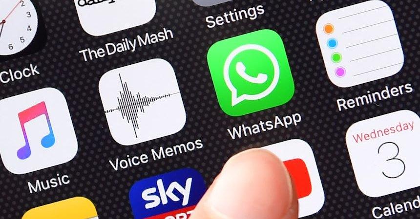 Aplicación - WhatsApp