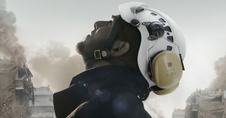 Documental Ganador del Oscar - White Helmets