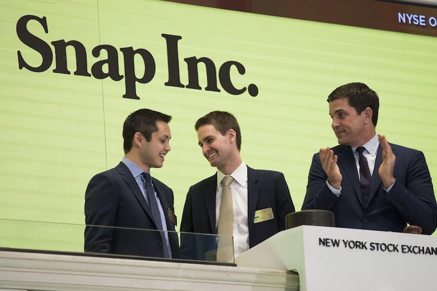 Evan Spiegel - Snap Inc.