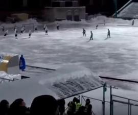 Autgoles en el hockey de Rusia