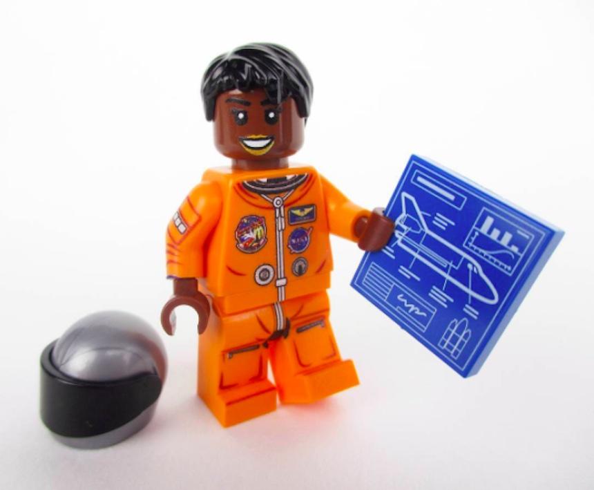 LEGO - Mae Jemison