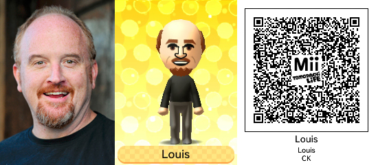 Louis CK Tomodachi