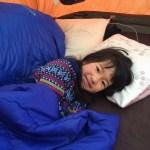冬キャンプでの寝袋選びのポイント