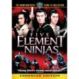Five Element Ninjas 150x150 Top 10 with Keith J. Rainville: Keith Shares His Top 10 Essential Ninja Movies from 10 Different Categories