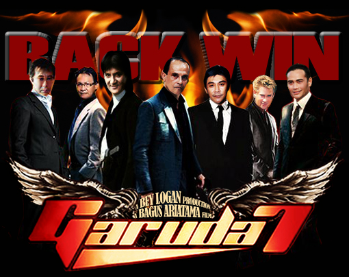 "Bey Logan To Produce an Indonesia Slam Bang Action Film ""GARUDA 7"""