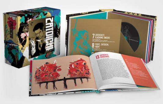 zatoichi spotlight1 large Zatoichi   On Blu Ray?    Click Here and Pre Order This Insane Box Set