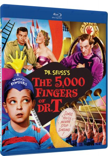 Review: The 5,000 Fingers of DR.T (Mill Creek Entertainment)