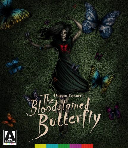 Review: The Bloodstained Butterfly (Arrow Films)